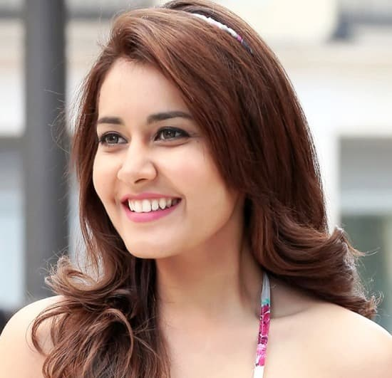 Raashi Khanna's Hands Full With Multiple Films