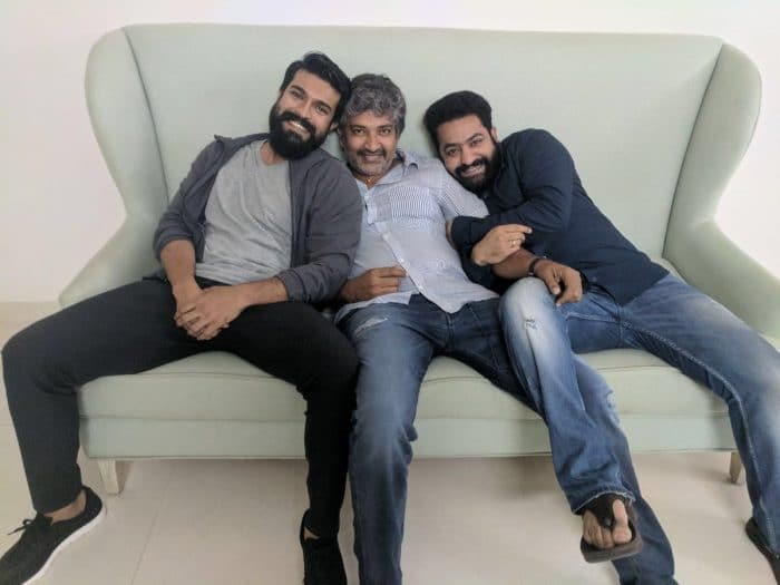 Ram Charan Signed SS Rajamouli's Multi-Starrer Without Listening To The Script