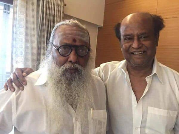 Rajinikanth Pays Tribute To Balakumaran