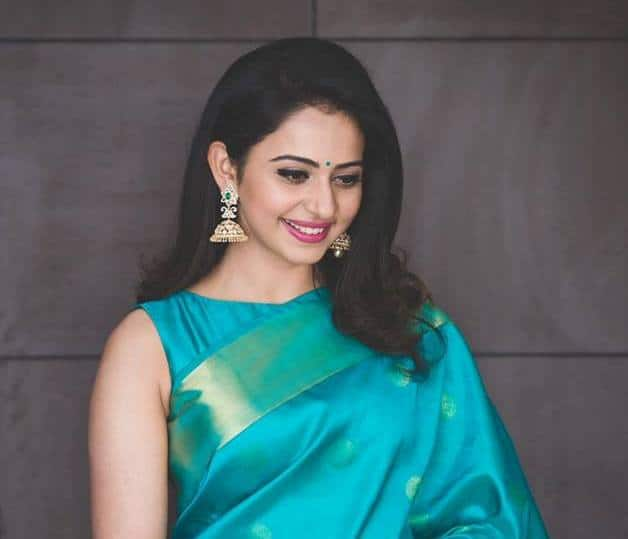RAKUL COMMENTS ON CHARAN SHOCKED MEGA FANS!