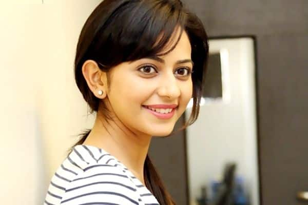 Rakul Preet Singh To Pair Opposite Pawan Kalyan In Santosh Srinivas's Upcoming?