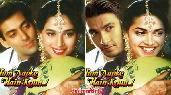 We Re-Imagined Deepika And Ranveer In The 90's Bollywood Romances The Results Are Dreamy