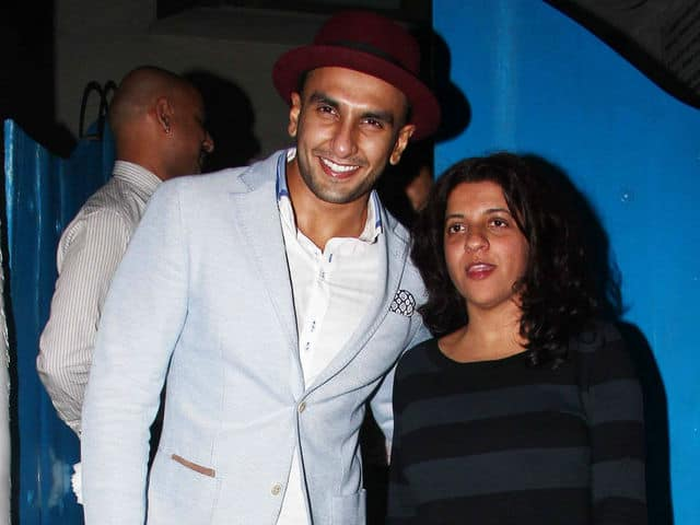 Ranveer Singh To Self Compose His Lines In 'Gully Boyz'