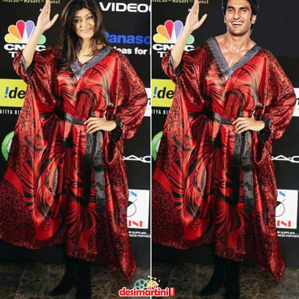 Fashion Outfits Which Only Ranveer Singh Can Carry