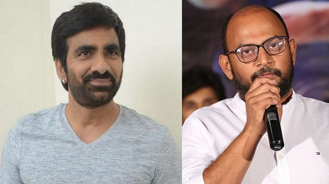Vi Anand To Work First With Ravi Teja