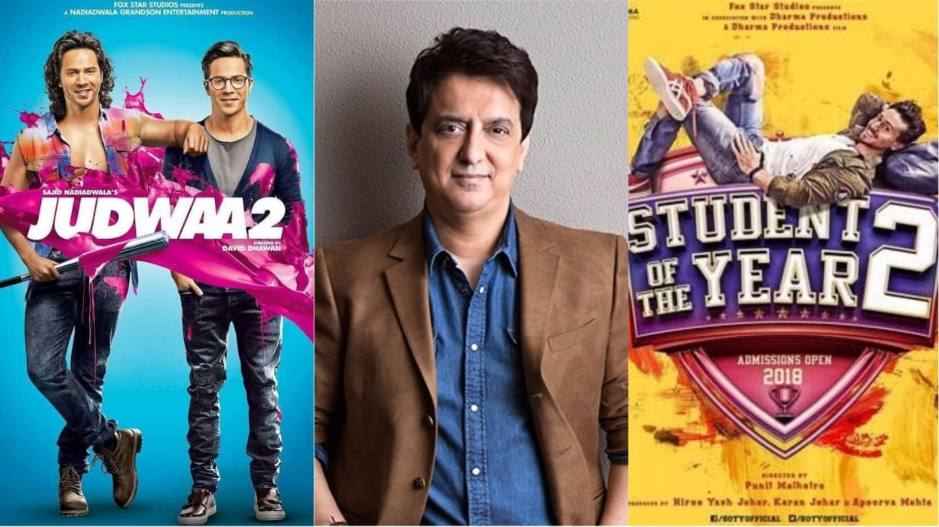 Sajid Nadiadwala Becomes The Undisputed King Of Sequels With Baaghi 2's Super Success