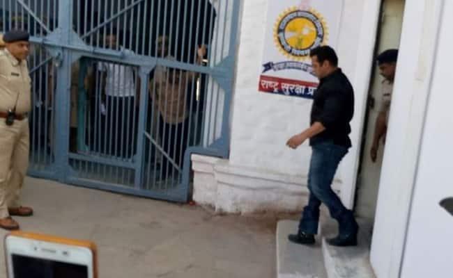 Judge Who Was To Decide On Salman Khan's Bail Plea Transferred