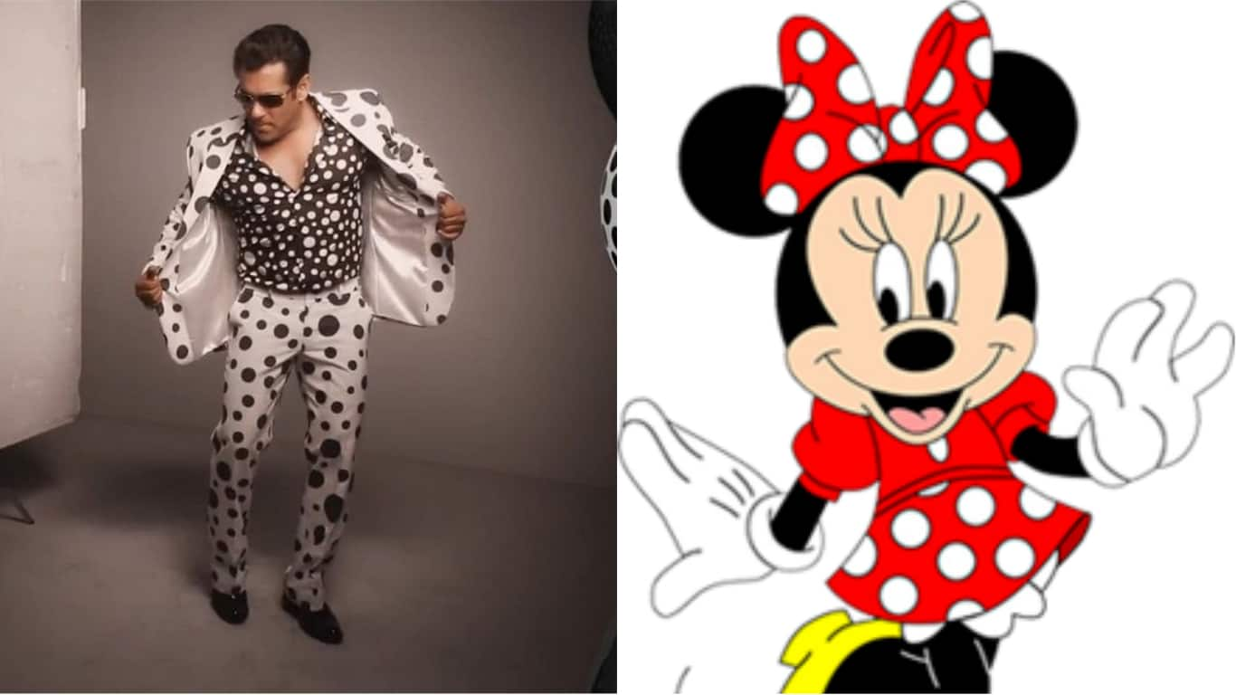 5 Things That Came To Our Mind When We Saw Salman Khan In The Polka Dotted Suit
