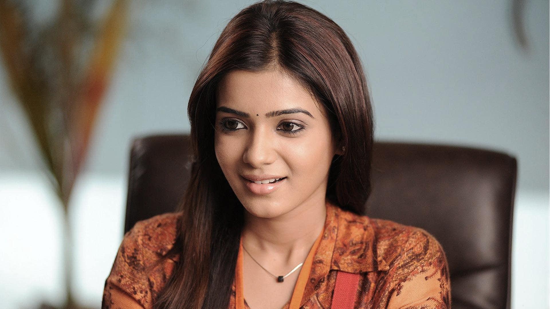 24 AM Studios Welcomes Samantha Ruth Prabhu For Ponram's Next