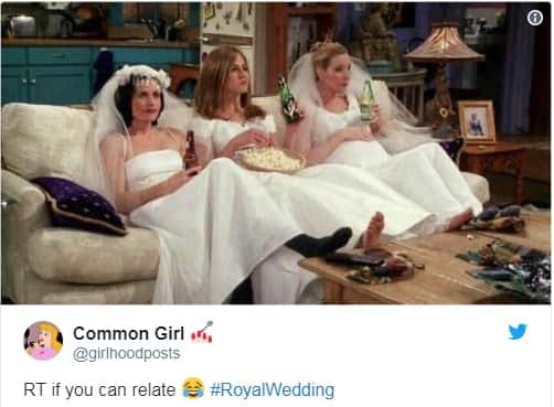 Check Out The Best Internet Reactions To The Royal Wedding Of Prince Harry And Meghan Markle
