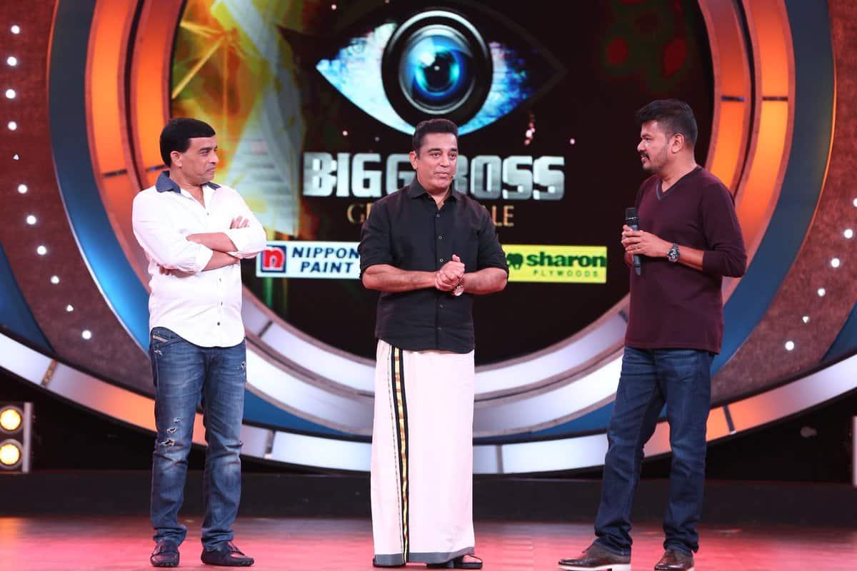 Kamal Haasan, S.Shankar Teaming Up For Indian 2