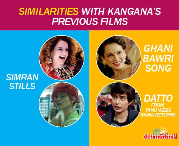 Will Kangana Ranaut's Simran Stay Or Run Away From The Box-Office? This Pictorial Review Will Tell You!