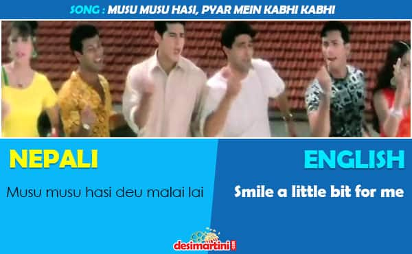 8 Popular Bollywood Songs That Have Lyrics In Different Languages And What They Mean!
