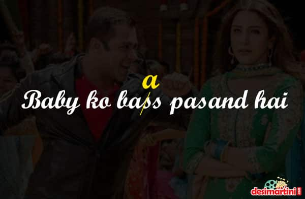 Here's What Would Happen To Your Favorite Bollywood Songs If We Just Changed An Alphabet In The Lyrics