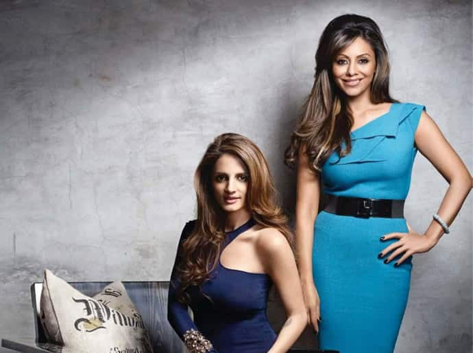 Are Gauri Khan And Sussanne Khan Competing With Each Other?