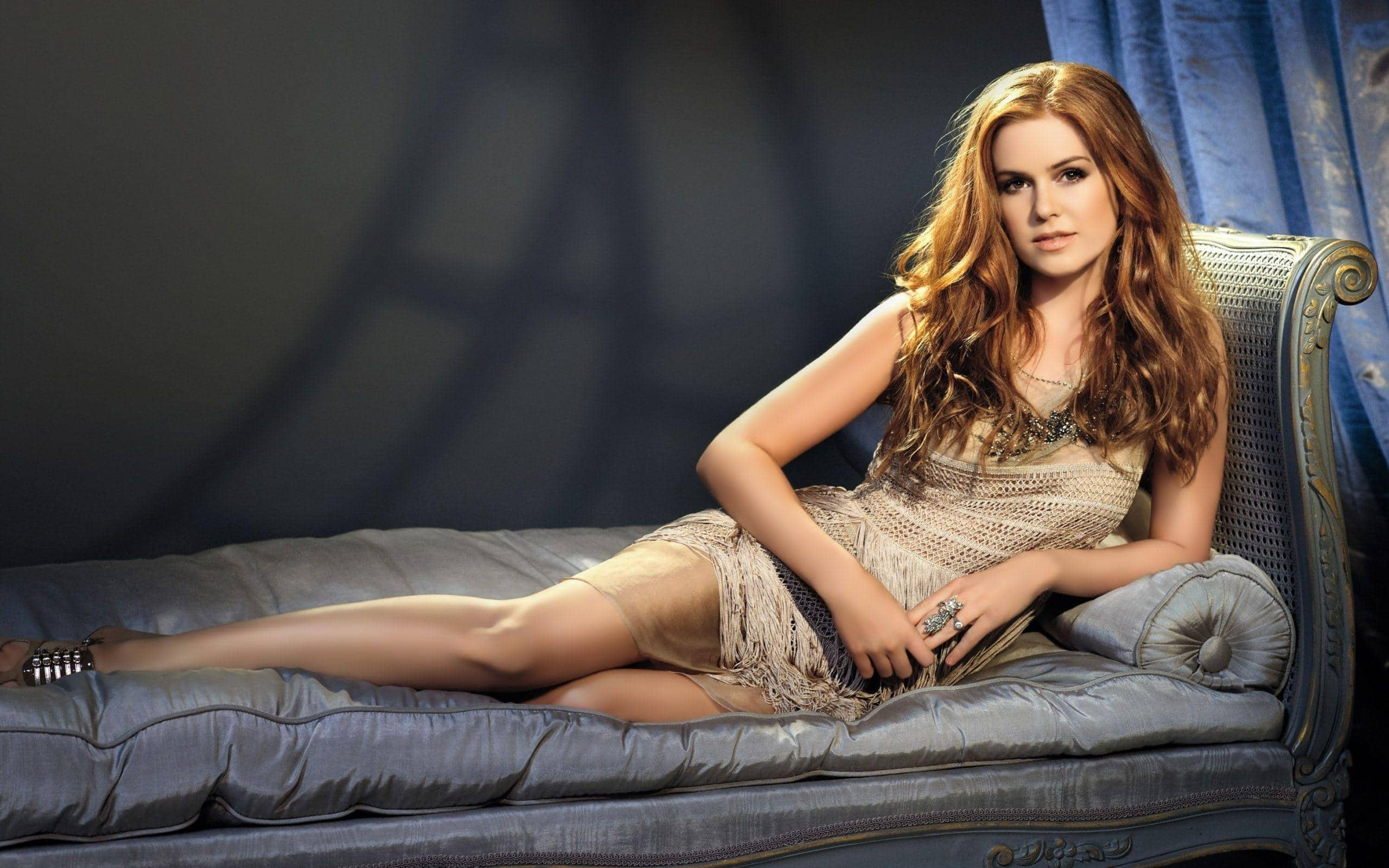 Isla Fisher Talks About Lack Of Comic Roles For Women