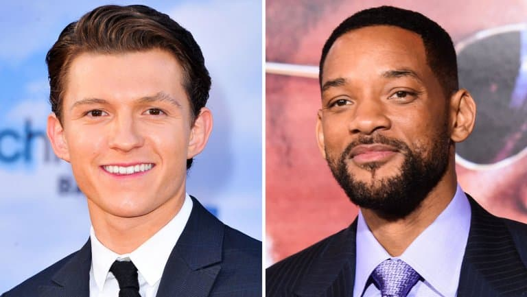Will Smith And Tom Holland Cast In Animation Comedy Film Spies In Disguise