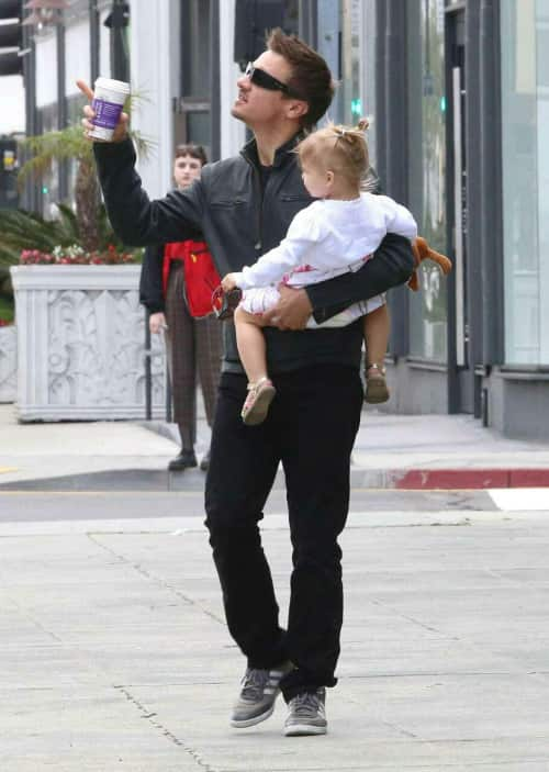 The Best Role For Jeremy Renner Is Being A Father