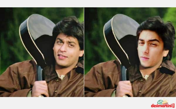 This Is What It Would Look Like If Aryan Khan Replaced Shah Rukh Khan In His Best Movies!