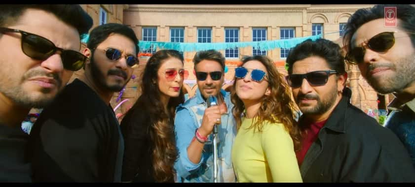 Golmaal Again: Hum Nahi Sudhrenge Will Have You Grooving To It's Tune And Armaan Malik's Voice!