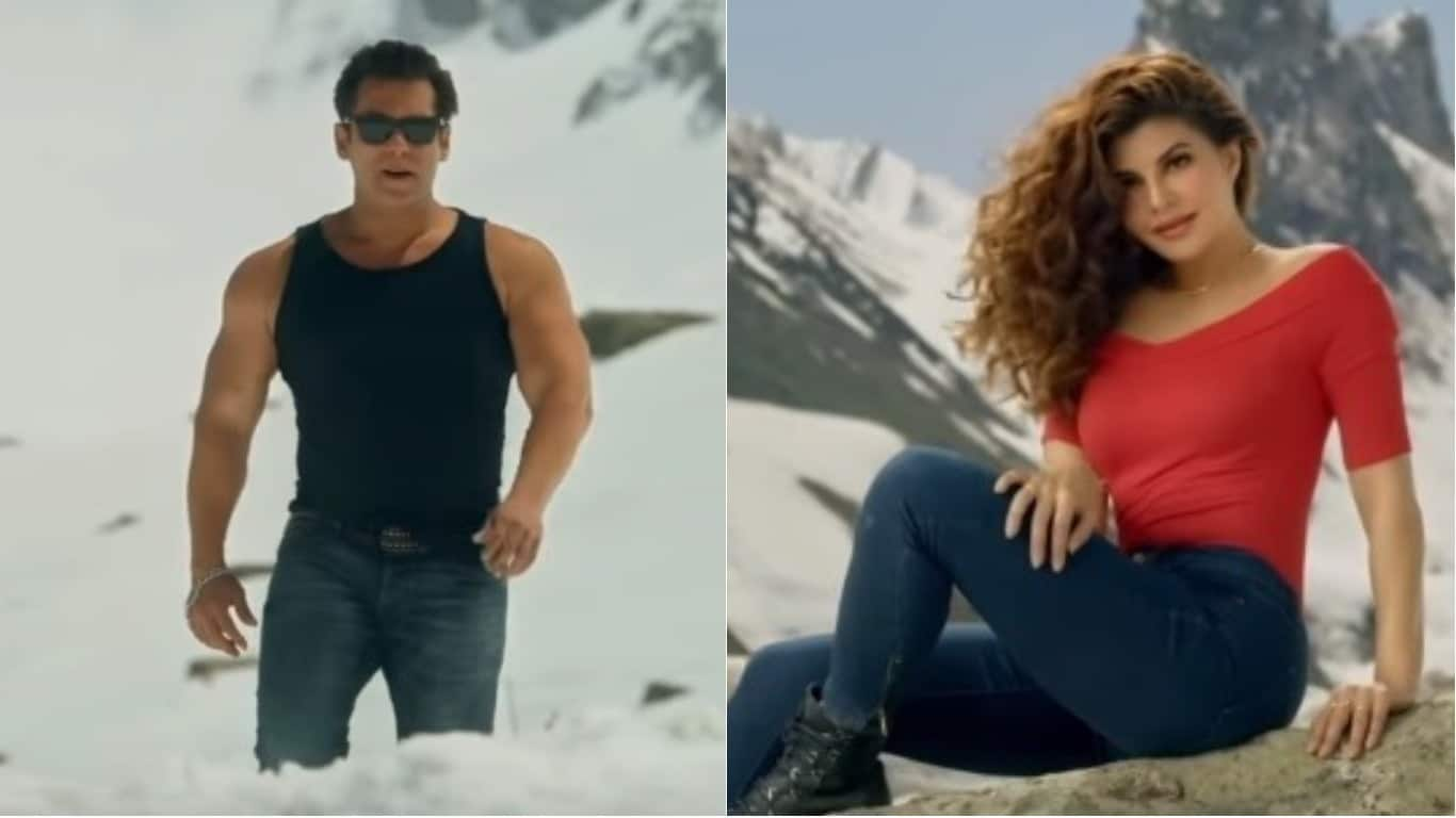 Selfish From Race 3 Will Introduce To Selfish Salman, Bobby, Jacqueline And Daisy