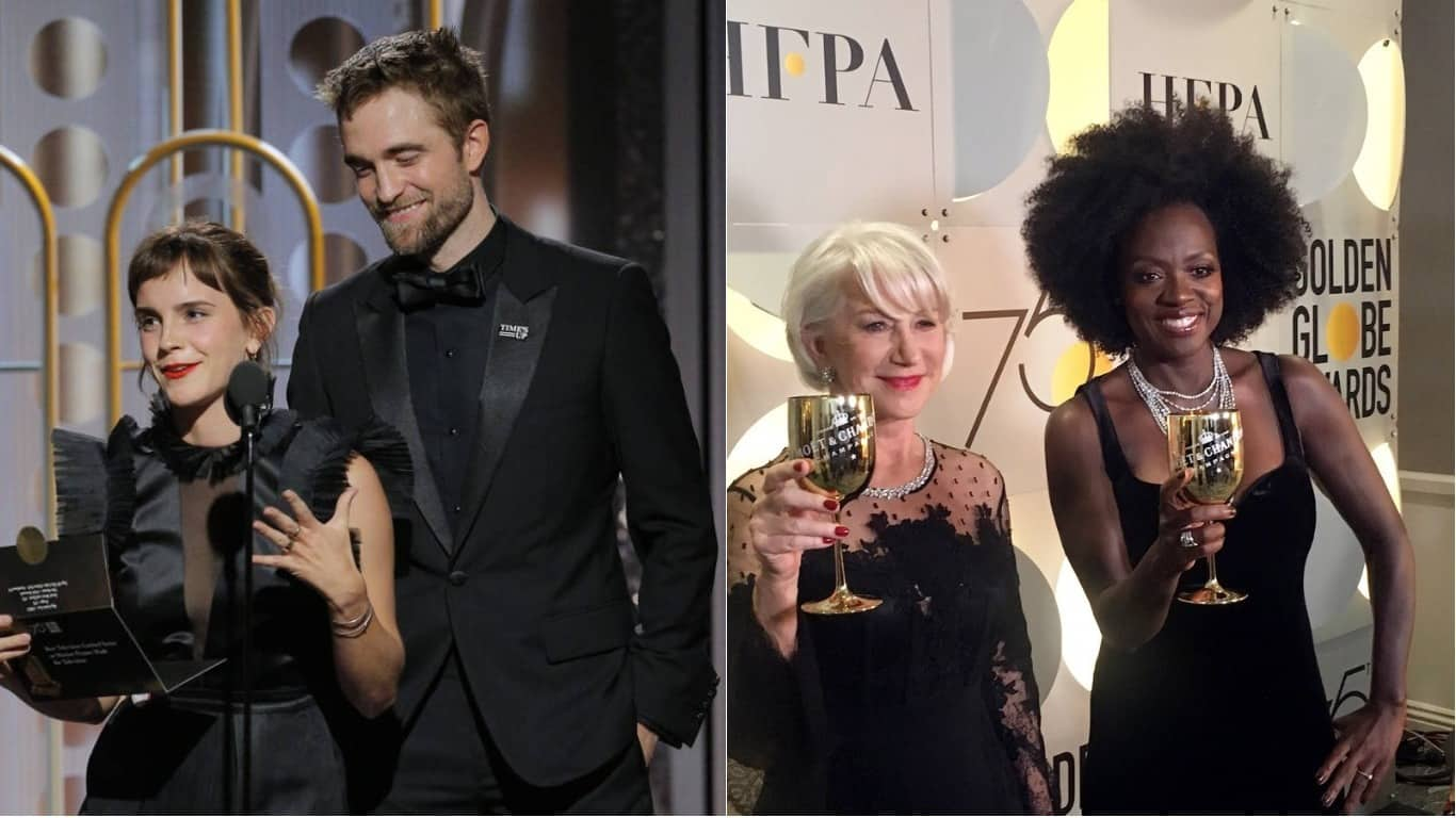 Golden Globes 2018: Here's The Complete List Of Winners So Far