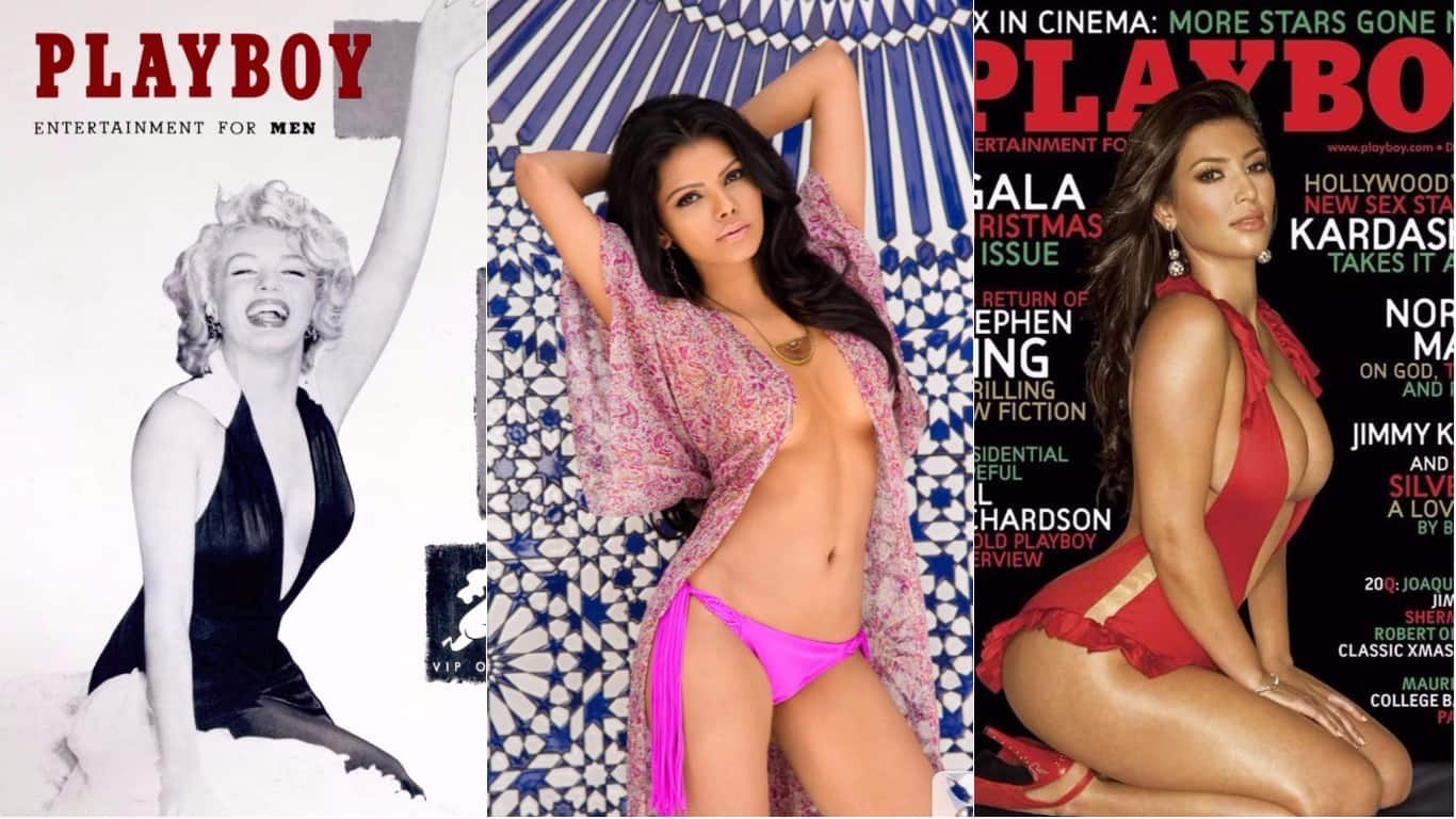 Gallery- 15 Most Iconic Playboy Covers Of Bollywood & Hollywood Celebs