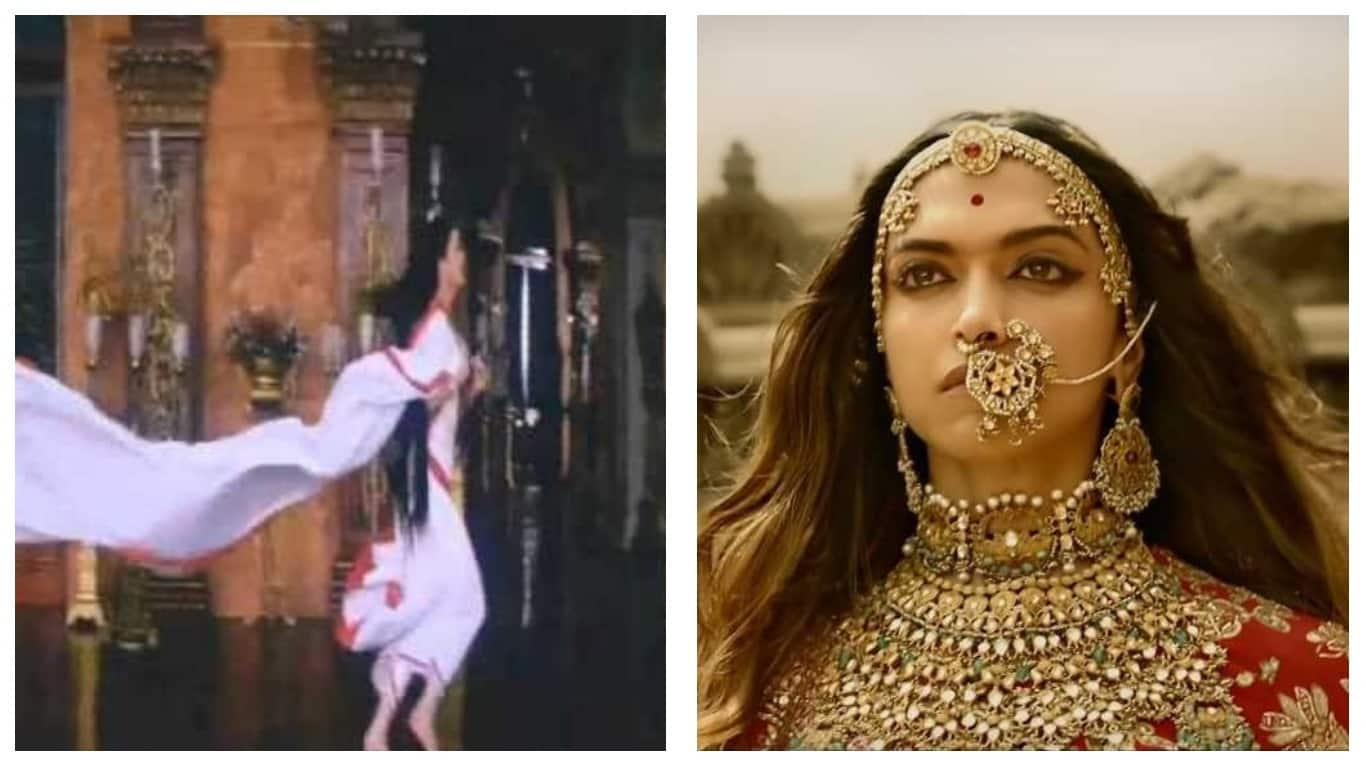 5 Sequences in Padmaavat That Will Remind You of Other Sanjay Leela Bhansali Films