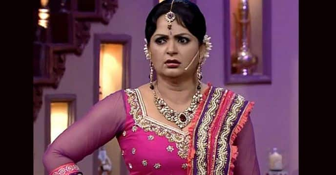 Upasana Singh's Quick Action Saved Her From Molestation