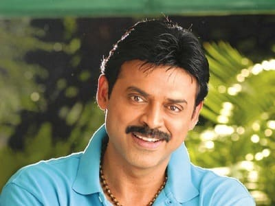Venkatesh To Lead The Cast In The Telugu Remake Of 'Hindi Medium'?