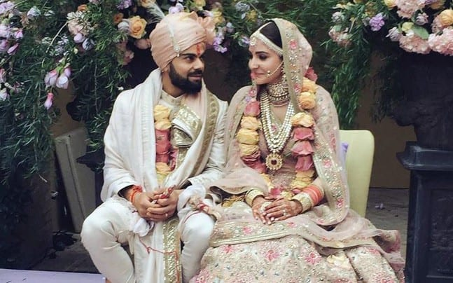 5 Life Lessons You Must Learn From Virat & Anushka's Wedding