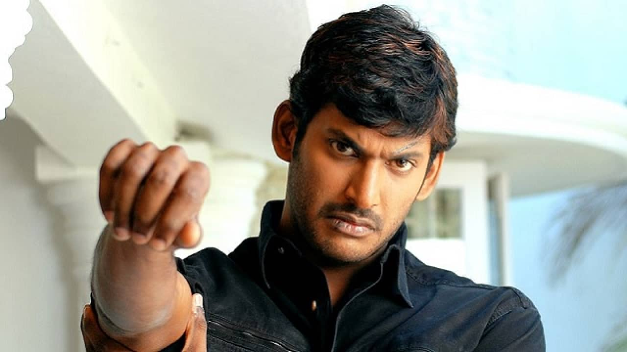 Vishal To Play Jr NTR's role In The Tamil Remake Of 'Temper'