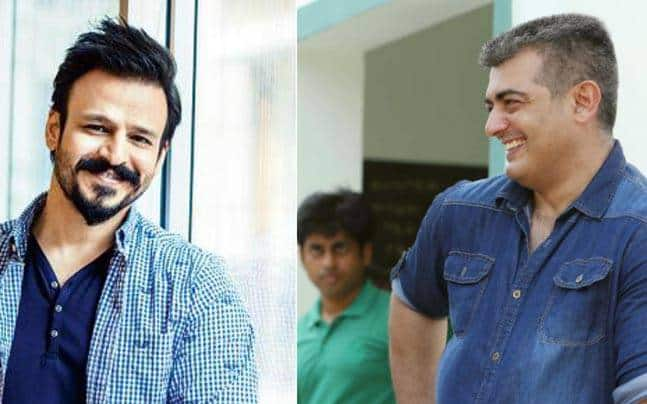 Vivek Oberoi Is All Excited About Meeting Ajith
