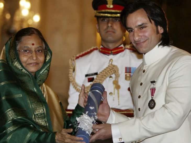Saif Ali Khan Finally Reveals Why He Wanted To Return His Padma Shri