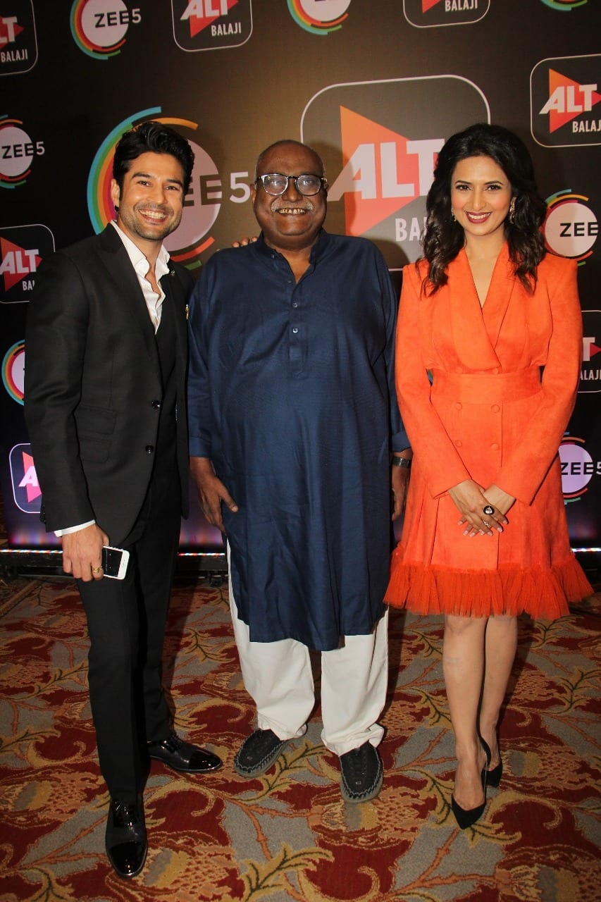ALTBalaji and ZEE5's Collaborate For M.O.M And Coldd Lassi Aur Chicken Masala, Trailer Launched