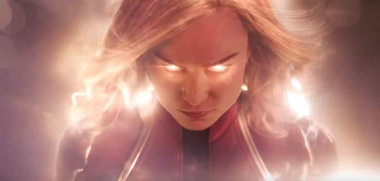 Captain Marvel Trailer: Epic Superhero Action In 90s Style