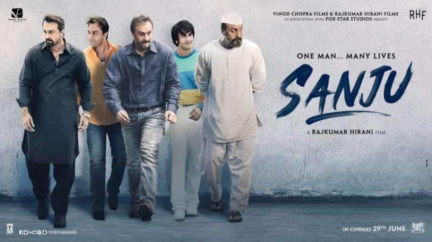 Sanju Becomes The Highest Opening Weekend Grossing Bollywood Film Of All Time With 120 Crores