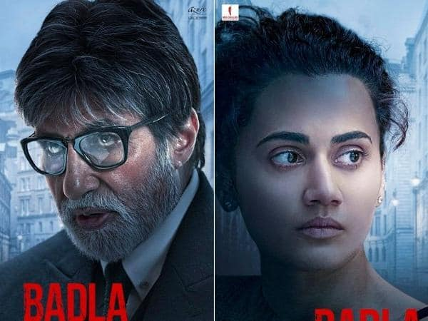 'Aukaat' The Second Song From Badla Is Set To Come Out Today