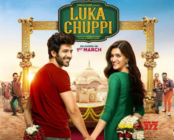 It's Celebration Time For Kartik Aaryan As Luka Chuppi Becomes His 4th Film To Run For 50 Days!