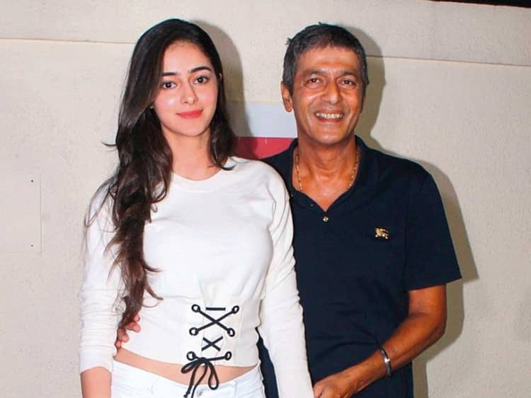 This Scene Of Ananya Pandey From Student Of The Year 2 Gave Father Chunky Pandey Goosebumps