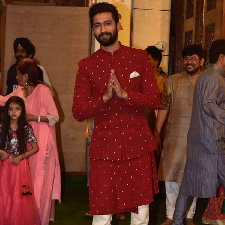 RANKED: Bollywood Celebs According To Their Desi Fashion Quotients At The Ambani Ganesh Chaturthi Party