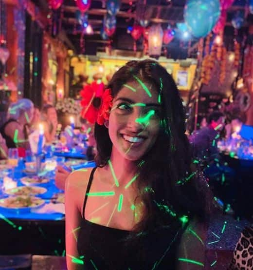 Shweta Bachchan Looks Like The Coolest Mom As She Parties With Kids Navya and Agastya