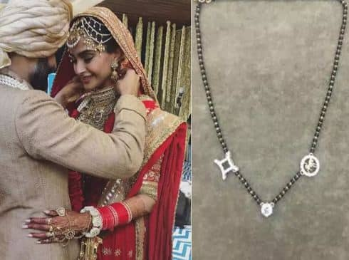 These Bollywood Brides And Their Spin On Mangalsutras Are Creativity At Its Best