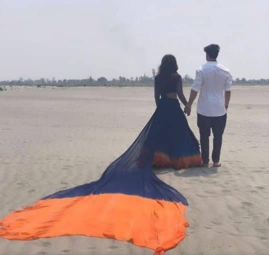 Hina Khan And Priyank Sharma's Music Video Looks Like A Clear Rip Off Of Shah Rukh-Kajol's Gerua