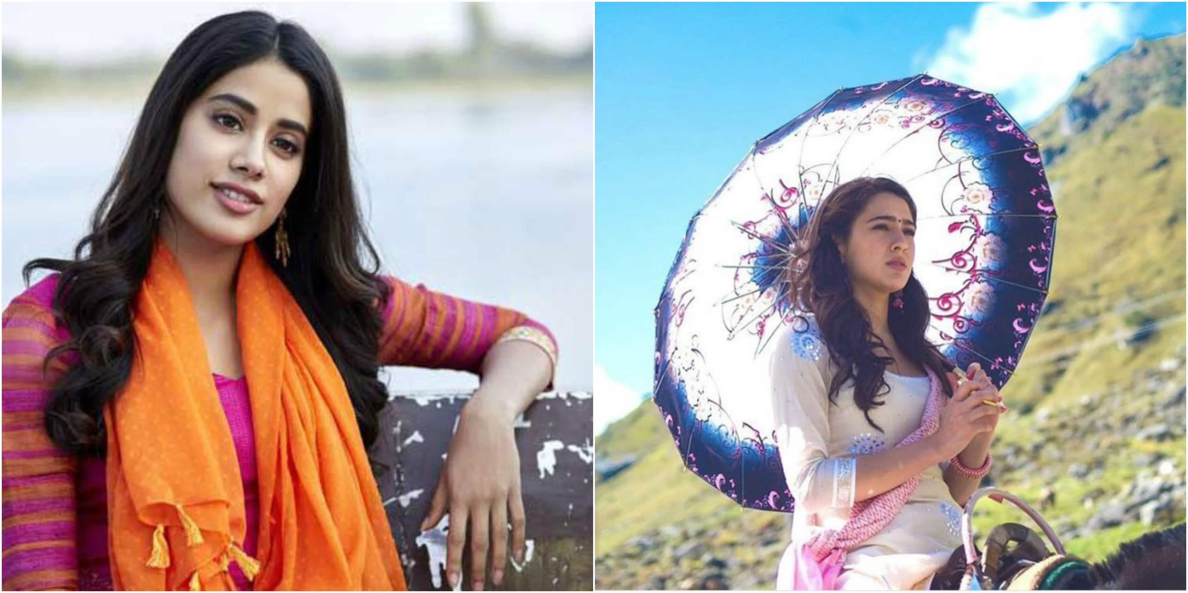 Sara Ali Khan v/s Janhvi Kapoor: Who Is Most Sensational Debutante Of 2018