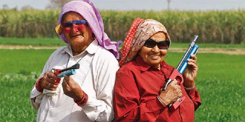 Meet The Real Shooter Dadi And Revolver Dadi Who Inspired Bhumi And Tapsee's Saand Ki Aankh