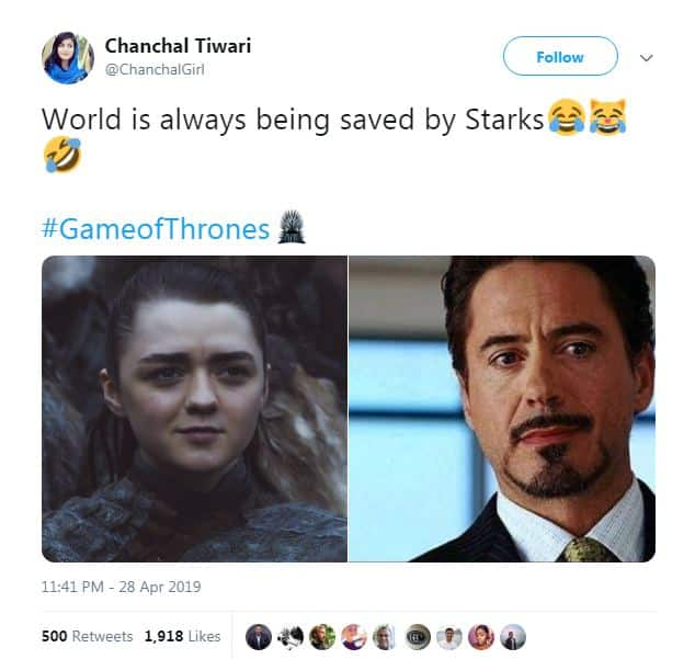 Nothing Will Ever Be As Epic As This Episode Of Game of Thrones, But These Hilarious Tweets Come Close