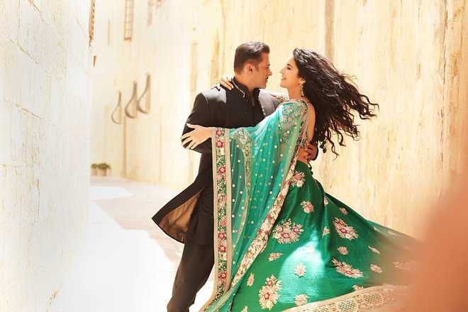 Katrina Kaif And Salman Khan Were Not on Talking Terms While Filming Bharat, Reveals The Actress