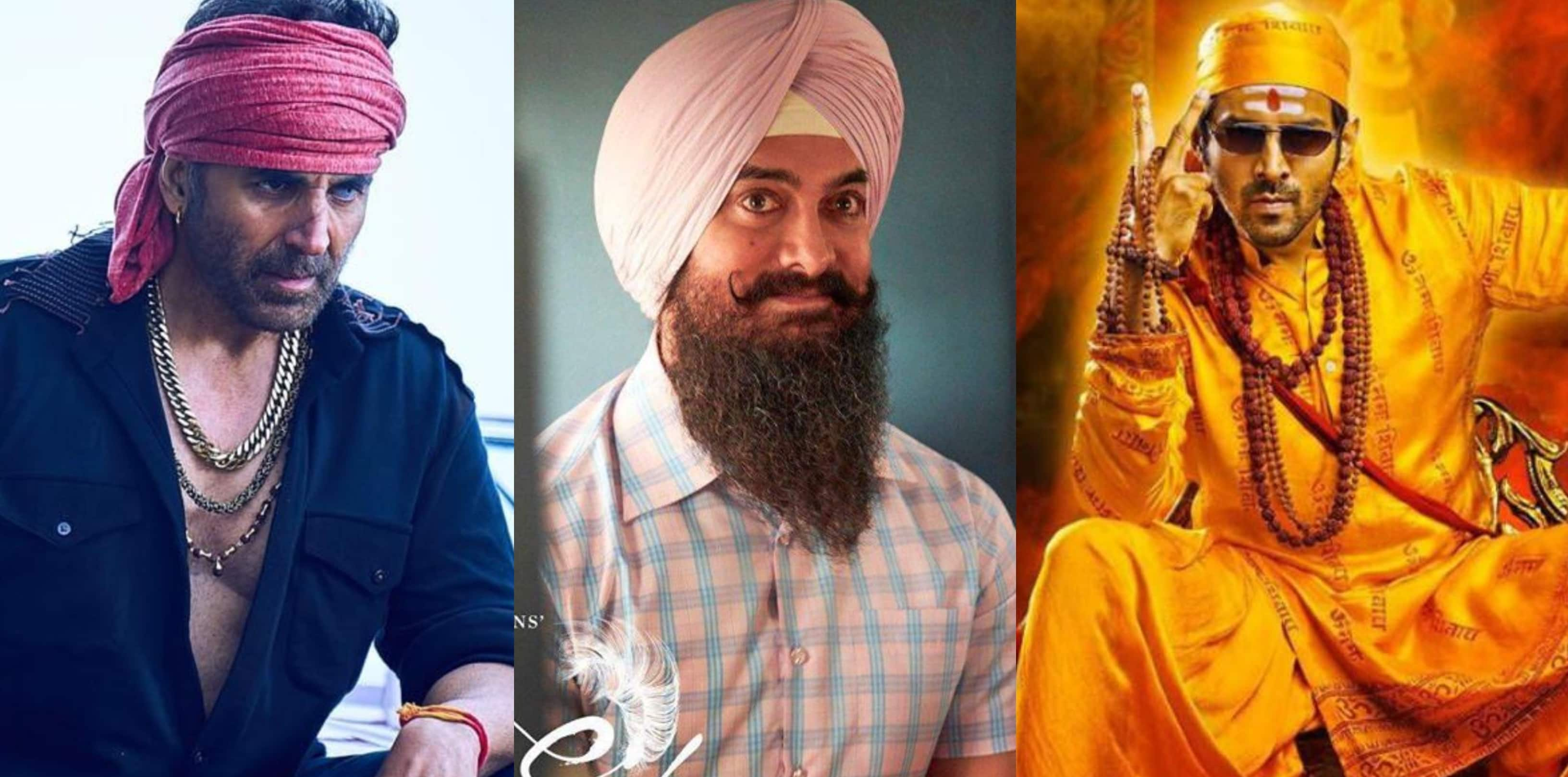 Adipurush, Raksha Bandhan, Chandigarh Kare Aashiqui and other big theatrical releases to look forward to in 2021-2022