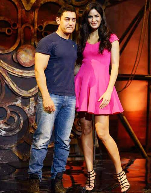 Throwback: When Katrina Kaif Called Dhoom 3 Co-Star Aamir Khan 'Patriarchal' During An Interview